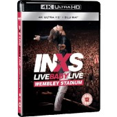 INXS - Live Baby Live (2Blu-ray, 4K Version, 30th Anniversary Edition 2020)