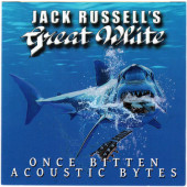 Jack Russell's Great White - Once Bitten Acoustic Bytes (2020)