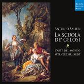Antonio Salieri - La Scuola De' Gelosi (3CD, 2016)