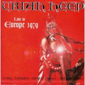 Uriah Heep - Live In Europe 1979 (Edice 2006)