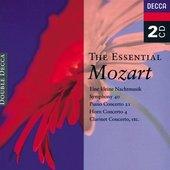 Mozart, Wolfgang Amadeus - The essential Mozart Solti/Marriner/Lupu/Schiff
