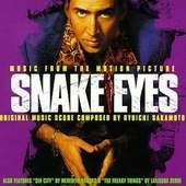 Soundtrack -Ryuichi Sakamoto - Snake Eyes