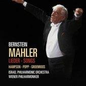 Leonard Bernstein - MAHLER Lieder/Songs Hampson Popp DVD-VI