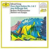 Grieg, Edvard - GRIEG Peer-Gynt-Suiten  1 + 2 / Karajan