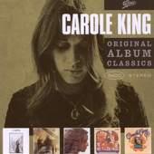 Carole King - Original Album Classics: Writer; Music; Rhymes & Reasons; Fantasy; Wrap Around J