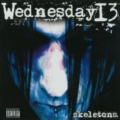 Wednesday 13 - Skeletons (Edice 2019) - Vinyl