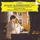 Leonard Bernstein - BRAHMS Piano Concerto No. 2 / Zimerman