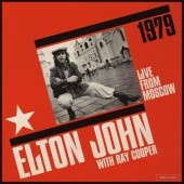 Elton John With Ray Cooper - Live From Moscow (2CD, 2020)