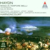 Joseph Haydn / Nikolaus Harhoncourt - Missa In Tempore Belli – Paukenmesse / Salve Regina (Edice 1997)