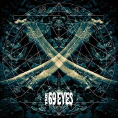 69 Eyes - X (CD+DVD, 2012) /Limited Edition