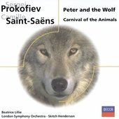 Beatrice Lillie - Prokofiev: Peter and the Wolf/Saint-Saens: Carniva
