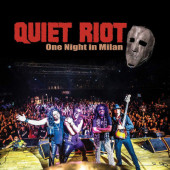 Quiet Riot - One Night In Milan (CD+DVD, 2019)