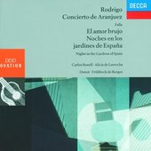 Rodrigo, Joaquín - Rodrigo: Concierto de Aranjuez / Falla: Nights in