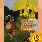 Various Artists - Pohádky pro děti (10 CD) ...DONUTIL,BRODSKY
