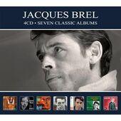 Jacques Brel - Seven Classic Albums (2018)