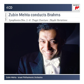 Johannes Brahms - Zubin Mehta Conducts Brahms