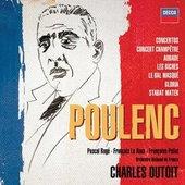 Poulenc, Francis - Poulenc Piano & Organ Concertos Dutoit
