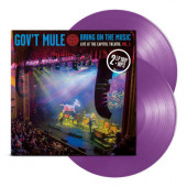 Gov't Mule - Bring On The Music - Live at The Capitol Theatre: Vol. 1 (Limited Purple Vinyl, 2019) - 180 gr. Vinyl