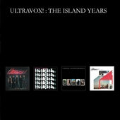 Ultravox - Island Years (BOX, 2016)