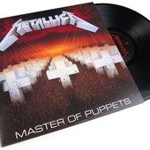 Metallica - Master Of Puppets - 180 gr. Vinyl