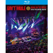 Gov't Mule - Bring On The Music - Live at The Capitol Theatre (Blu-ray, 2019)