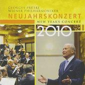 Vídenští Filharmonici - Novoroční Koncert 2010 (DVD)