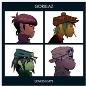 Gorillaz - Demon Days (Limited Picture Disc, Reedice 2019) – Vinyl