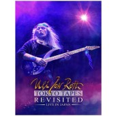 Uli Jon Roth - Tokyo Tapes Revisited – Live In Japan (Blu-ray + 2CD, 2016)
