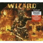 Wizard - Fallen Kings (Limited Digipack, 2017)