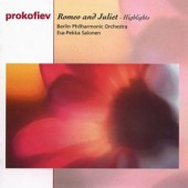 Sergej Prokofjev / Berlin Philharmonic Orchestra - Romeo And Juliet (Edice 2001)