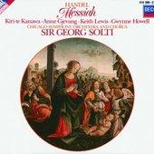 Handel, Georg Friedrich - Handel Messiah Te Kanawa/Gjevang/Lewis/Howell