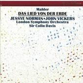 Sir Davis Colin - MAHLER Lied von der Erde Norman Davis