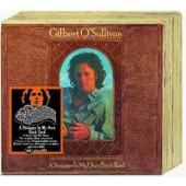 Gilbert O'Sullivan - A Stranger In My Own Backyard (Edice 2012)