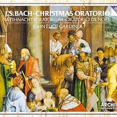 Bach, Johann Sebastian - Vánoční Oratorium