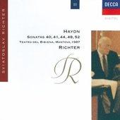 Haydn, Joseph - Haydn Piano Sonatas Sviatoslav Richter