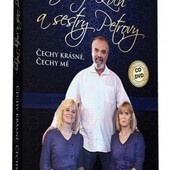 Josef Zoch a sestry Petrovy - Čechy krásné, Čechy mé CD+DVD