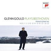 Ludwig van Beethoven - Glenn Gould plays Beethoven: Piano Sonatas Nos. 1-3; 5-10; 12-14; 15-18; 23; 30 (6CD, 2012)