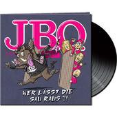 J.B.O. - Wer Lässt Die Sau Raus?! (2019) - Vinyl