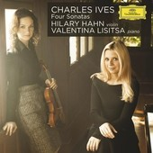Ives, Charles - IVES 4 Violin Sonatas / Hilary Hahn
