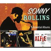 Sonny Rollins - 3 Essential Albums (2019)