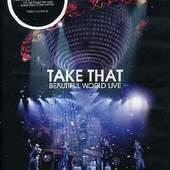 Take That - Beautiful World Live (2DVD, 2008)