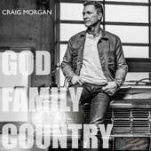 Craig Morgan - God, Family, Country (2020)
