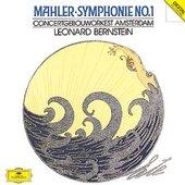 Leonard Bernstein - MAHLER Symphonie No. 1 Bernstein