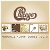Chicago - Original Album Series Vol. 2 (5CD, 2013)
