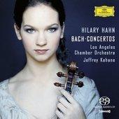Bach, Johann Sebastian - BACH Violin Concertos Hahn SACD