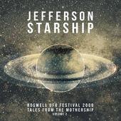 Jefferson Starship - Tales From The Mothership Volume 2 (Edice 2016) - Vinyl