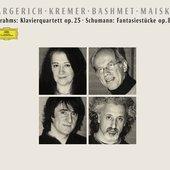 Martha Argerich - ARGERICH, KREMER,  BASHMET, MAISKY