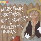 Mark Twain - Dobrodružství Toma Sawyera a Huckleberryho Finna (MP3, 2014) MP3