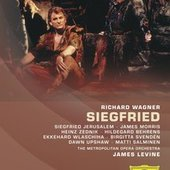 Wagner, Richard - WAGNER Siegfried Levine DVD-VIDEO