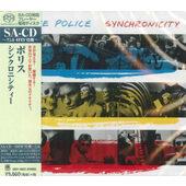 Police - Synchronicity (Japan,SHM-CD 2016)